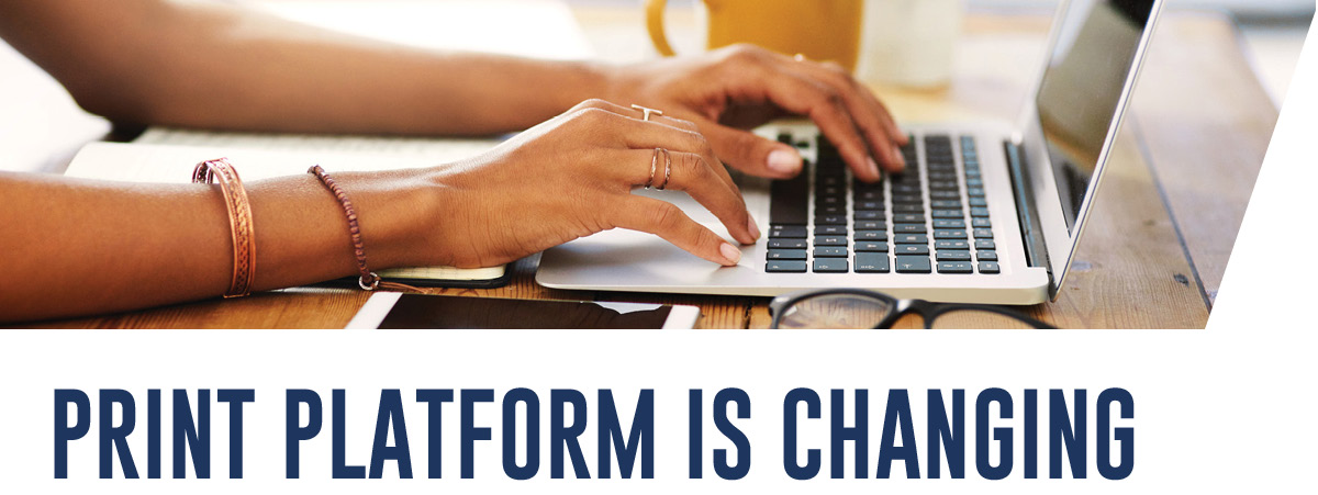 Transamerica: Print Platform Is Changing on Agent Net Info